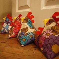 Doorstops on pinterest doorstop door stop and embroidery thread - Chicken doorstops ...