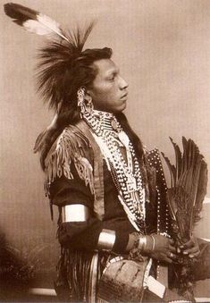 American Indian's History: Account of the Burial of the Omaha Chief Blackbird
