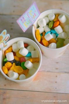 Easter Snack Mix -