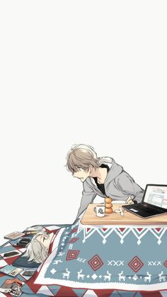 Arikawa & Misaki, Hana no Mizo Shiru by Takarai Rihito Manga Art, Manga Anime, Anime Art, Takarai Rihito, Yuri, Comics Story, Cute Chibi, Shounen Ai, Manhwa Manga