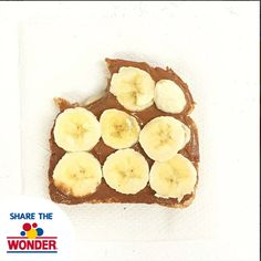 @dearsunnylove created a yummy PB2 and banana sandwich on Wonder, and it looks great!