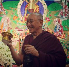 We need to contemplate on our precious human life, what is our motivation, and we must wish to be liberated from samsara. Then, from there, the most important is to achieve Buddhahood. We need strong will power to achieve this great goal. To make our life useful, we should not wait. We must be useful, we must use our daily life to be useful, not to harm others, and to create harmony.