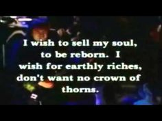 Illuminati, Satanism and Satanic artists in the Music Industry. Demonic Celebrity Testimonies -The bargains by the devil, in which is promised fame, riches, good voice and glory in exchange for serving the devils/Satan rather than God. Later many will realize the terrible price of the bargain.