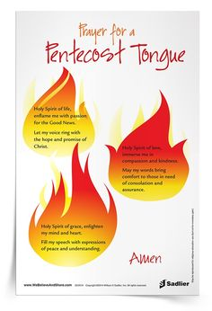 pentecost prayers church of england
