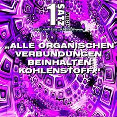 ALLE ORGANISCHEN VERBUNDUNGEN BEINHALTEN KOHLENSTOFF.  #ALLE #ORGANISCHEN #VERBUNDUNGEN #BEINHALTEN #KOHLENSTOFF