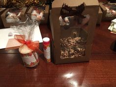 Thanksgiving Party favors and Container