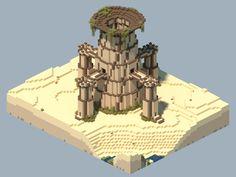 Post with 8091 views. Creations for my desert world Minecraft Redstone, Minecraft Castle, Minecraft Medieval, Minecraft Plans, Minecraft Survival, Minecraft Tutorial, Minecraft Blueprints, Minecraft Creations, Lego Minecraft
