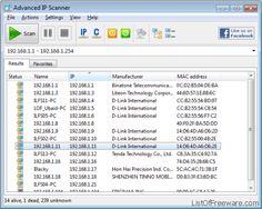 29 Best Free Network IP Scanner Software For Windows