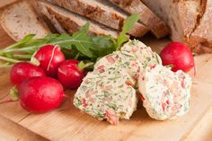 Radieschen-Rucola-Butter (MLK/Michael Gregonowits)