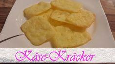 Jeannette's Low Carb Rezepte: Käse-Kräcker