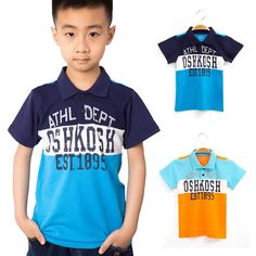 Resultado de imagen para plolosde niñas 2017 Boy Fonts, Boys T Shirts, Kids Boys, Sportswear, Typography, American, Tees, Image, Prints
