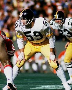 Jack Ham - one of my all time favorite Steeler