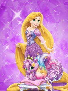 Rapunzel & Meadow