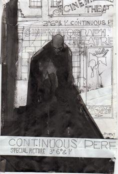 Batman by John Paul Leon