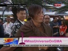 65th Miss Universe Coronation, star-studded - WATCH VIDEO HERE -> http://philippinesonline.info/entertainment/65th-miss-universe-coronation-star-studded/   News to Go is the daily morning newscast of GMA News TV, anchored by Howie Severino and Kara David. It airs Mondays to Fridays at 9:00 AM (PHL Time) on GMA News TV Channel 11. For more videos from News to Go, visit  Subscribe to the GMA News and Public Affairs channel:  Visit the GMA News and...