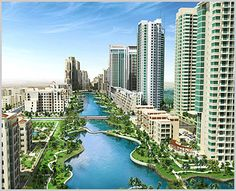 The Views Dubai - Overlooking the greens and the waterways of the famous Emirates Golf Club lays The Views community complex, a place where residence can live in Riviera style houses and apartments while enjoying the finest amenities available in Dubai.