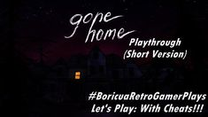 This is Gone Home short playthrough made my myself using OBS Studio. Alyson Stoner, Cheaper By The Dozen, Final Fantasy Vi, Chloe Grace, Beautiful Voice, Lets Play, Cheating, Dawn, The Good Place