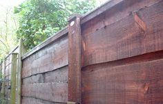 Intermediate Fence Post Extension (Pressure Treated)