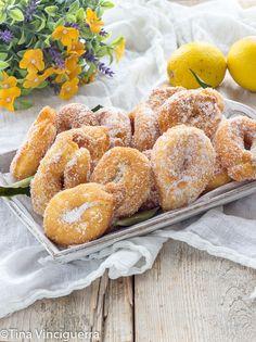 Sweet Recipes, Cake Recipes, Dessert Recipes, Mozzarella, Torte Cake, Breakfast Pastries, Pie Dessert, Street Food, Italian Recipes