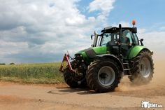 Deutz Fahr Agrotron TTV 620 Sonderedition