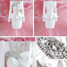 Pageant Interview Suit Dress :-)