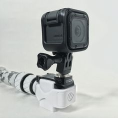 GoScope Boost - ARCTIC CAMO Comes With Buckle Mount Which  Allows You to Swivel the Camera in Any Direction on the Fly!