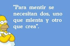 Simpsons Frases, Los Simsons, Curious Facts, The Simpsons, Harley Quinn, Sarcasm, Funny Memes, Inspirational Quotes, Wall Papers