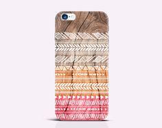 bois iPhone 6 cas iPhone bois 5 cas Bohème iPhone 5 s par iDedeCase