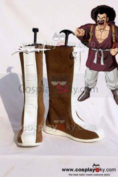 Dragon Ball Vegeta Boots Men/'s Cosplay Shoes White Halloween Comic Com Custom