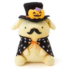 Pom Pom Purin Pompompurin Plush Doll Halloween 2015 SANRIO JAPAN