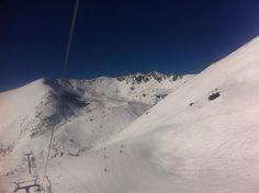 Snowboarding in Queenstown- Can't remember which mountain this was; either Treble Cone, Cardrona or Coronet Peak