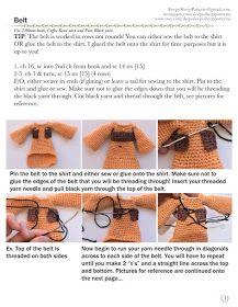 KUFER z artystycznym rękodziełem : Bajkowa lala ze wzorem darmowym Pure Products, Sewing, Crochet, Amigurumi, Dressmaking, Couture, Stitching, Ganchillo, Sew