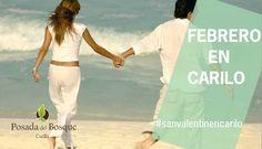FEBRERO EN POSADA DEL BOSQUE !. #sanvalentinencarilo #carilo #febrero2017 #amolaplaya #amoelbosque #amocarilo
