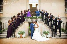 Nigerian Wedding in London from Adebayo Deru Photography: Angel + Michael - Munaluchi Bridal Magazine
