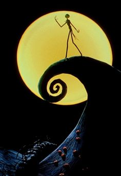 The nightmare before Christmas-favorite movie right now!!