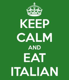 #Italian food domination!! The works doesn't stand a chance >;D