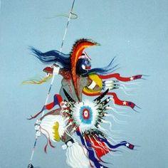 Shield_Dancer Native American Horses, Native American Decor, Native American Paintings, Native American Photos, Native American Artists, American Indian Art, Indian Paintings, Cowboy Art, Equine Art