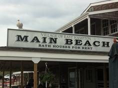 Main Beach - East Hampton, NY