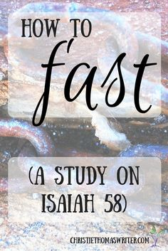 Bible Verses About Love:A study on Isaiah the meaning of true fasting via Bible Prayers, Bible Scriptures, Bible Teachings, Healing Scriptures, Christian Living, Christian Faith, Christian Girls, Marvel Avengers, Fast And Pray
