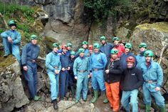 Caving perfect for unique Stag Do's