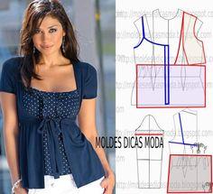 Сшить красивую, модную иудобную блузку совсем нетрудно. При наличии швейной машины инебольших навыков работы наней можно разнообразить свой гардероб ультрамодными вещами, которые ктомуже будут эксклюзивными. Чрезвычайно эффектно выглядят...