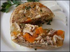 Sulc - huspenina z kuřecí polévky, za pár korun. Cheesesteak, Meatloaf, Baked Potato, Food And Drink, Turkey, Beef, Chicken, Cooking, Ethnic Recipes