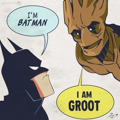 I Am... <--- Reminds me of the 'How Guardians of the Galaxy should have ended' That was so funny!!!