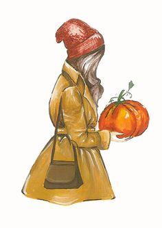 Fashion illustrationfashion illustration by IvanaIllustrations