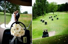 Featured Wisconsin Wedding- The Perfect Mix of Classic and Modern! | OneWed