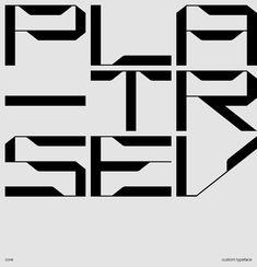 Another graphic designer image bookmark. Design Typography, Design Logo, Graphic Design Posters, Typography Inspiration, Typography Letters, Ad Design, Retro Design, Design Inspiration, Design Alphabet