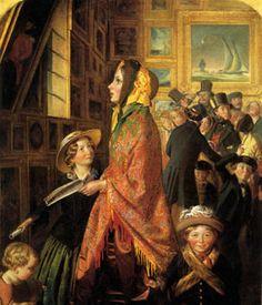 Kashmir Paisley Shawl - 1850