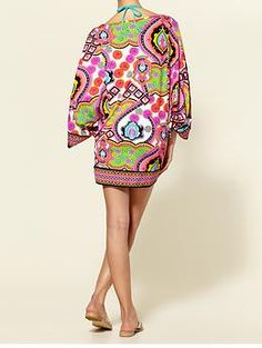 Marrakesh Express Tunic by Trina Turk - Spring Break here I come!