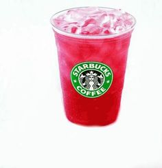 Starbucks Passion Tea Lemonade Recipe!!  :)