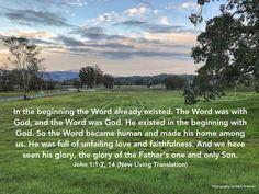 Word - John 1:1-2, 14